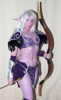 Nightelf by YurikoSeira