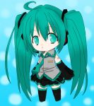 Chibi Miku by GreekHinata