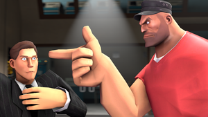 SFM Movie - JonTron - Fool me once [link in desc] by Stormbadger
