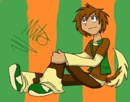 Human Milo by Dream-Of-Serenity