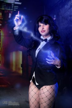 Zatanna by mcolon93