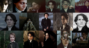 Ichabod Crane Collage by Gallopping-Hessian22