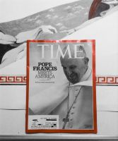 Pope francis-messenger of peace by geovailpintor