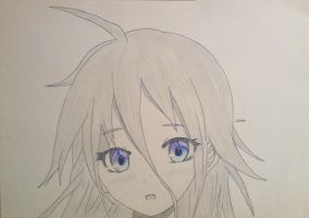 IA - Vocaloid by Chemicalgirl7