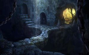 The Lair by piglizard47