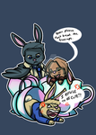 Happy Easter 2016 by FrostPuppy96