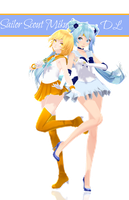 .:COLLAB - Sailor Vocaloids Miku Download :. by Crystallyna