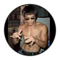 Bruce Lee Party Animal by Babs9