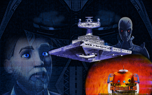 STAR WARS REBELS: THE FORCE MASTERS by CSuk-1T