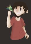 Jontron by MapleSauceMars