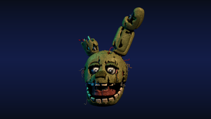 Springtrap Wallpaper by EverythingAnimations