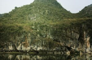 Li River Mountains II by ContagiousPixie