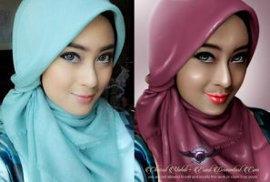 hijab by erool