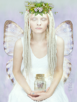 Butterfly fairy by ROSASINMAS