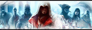 Assassin's Creed Brotherhood by XxJer3mxX