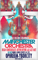 Manchester Orchestra by aanoi