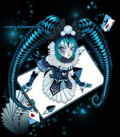 +Dark Pierrot+ by Crepita