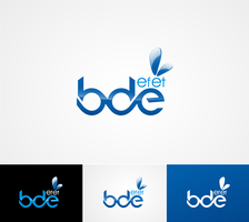 logo bde by rachidbenour