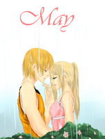 NaruIno: May by drathe