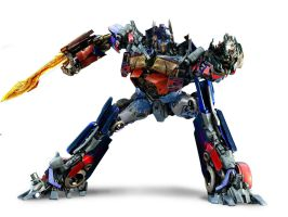 blades optimus prime by minibot-gears