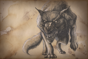 Warg by Irkis