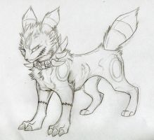 Vector 2013 Design SKETCH by KasaraWolf