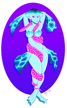 Commission: Princess Ruto by NotAGoddess