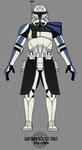 Captain Rex - Phase II Armor by BCMatsuyama