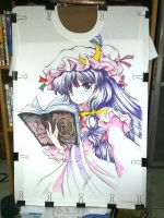 T-shirt Patchouli by ranalez