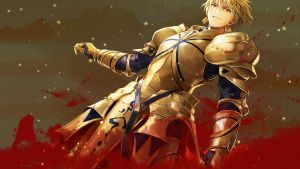 Fate Stay Night - GoldenKing Gilgamesh Wallpaper 2 by ng9