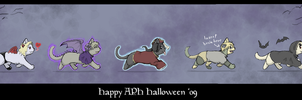 Happy APH Halloween 09 by jamew85