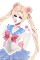 sailor moon by jayuu