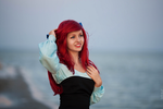 Ariel: The Little Mermaid 8 by Cheza-Flower