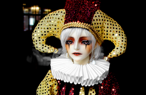 .:: The Jester Returns ::. by the-sinister