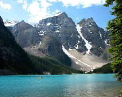 Moraine Lake by nekochan828