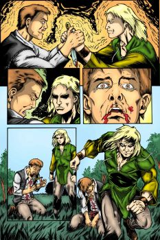 ROBIN HOOD issue #4 by LURURINU