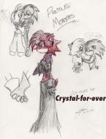 Art trade for Crystal_for_ever by Takata