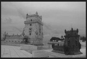 Belem Tower 1 by PauloOliveira