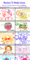 XEPICTACOSx's Hetalia Lemon Reaction Meme Finished by josie1130