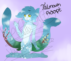 Tailmouth Adopt ~OPEN~ by HeartEsart