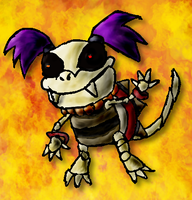 Lena the Dry Koopaling by Quacksquared