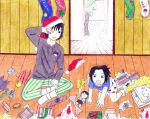 the Uchiha's Christmas! by animelover4343