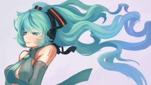 Miku by Arceon
