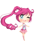 +Mini Chibi - Pinkie Pie+ by Amai--Kiss