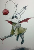 Nobody expects the Moogle, Kupo. by Nicturax