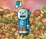 Robobob Adventskalender by Yeocalypso