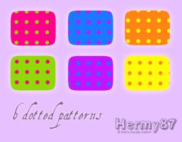 Dotted patterns by Hermy87