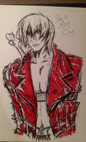 Dante (Devil May Cry) by SniperWolf94