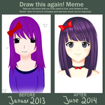 Meme: Before and After by Ina-chan98