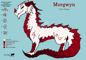 Morgwyn Reference by Naragirl007
